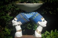 nefertiti-  steenmortel